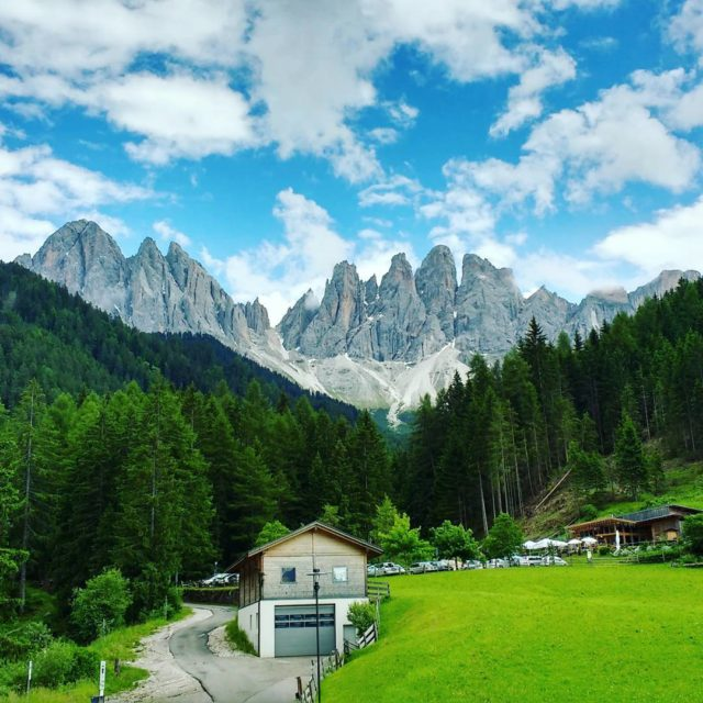 This amazing place Val di Funes Ever want to gohellip