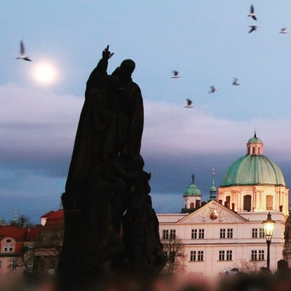 Love Prague for its gothic flair  After Christmas Ihellip